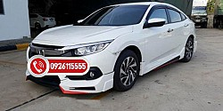 BODY KITS HONDA CIVIC 2017 MẪU PS-1