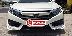 BODY KITS HONDA CIVIC 2017 MODULO