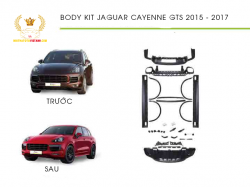 Body kit jaguar cayenne gts 2015 - 2017