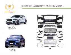 Body kit jaguar f-pace bumber limited