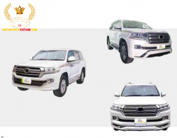 Body kit land cruiser 2019