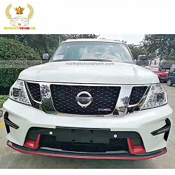 Body kit Nissan Patrol