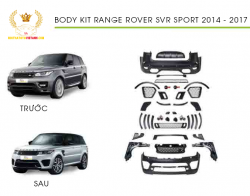 Body kit range rover svr 2014 - 2017
