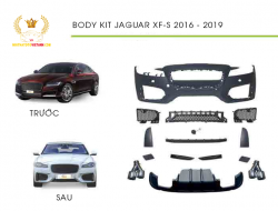 Body kit jaguar xf-s 2016 - 2019