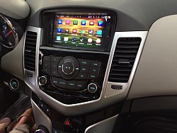 DVD Fuji Android 4G cho xe Chevrolet Cruze