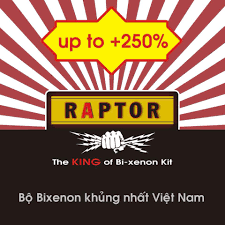 Raptor - The king of bi-xenon
